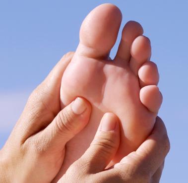 Massaggio Thai del piede